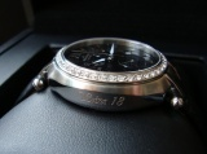 Laserové gravírování hodinek